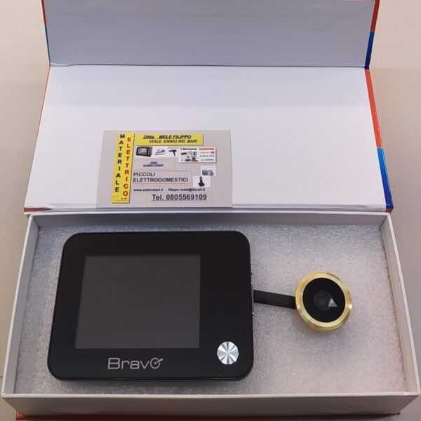 spioncino digitale elettronico lcd